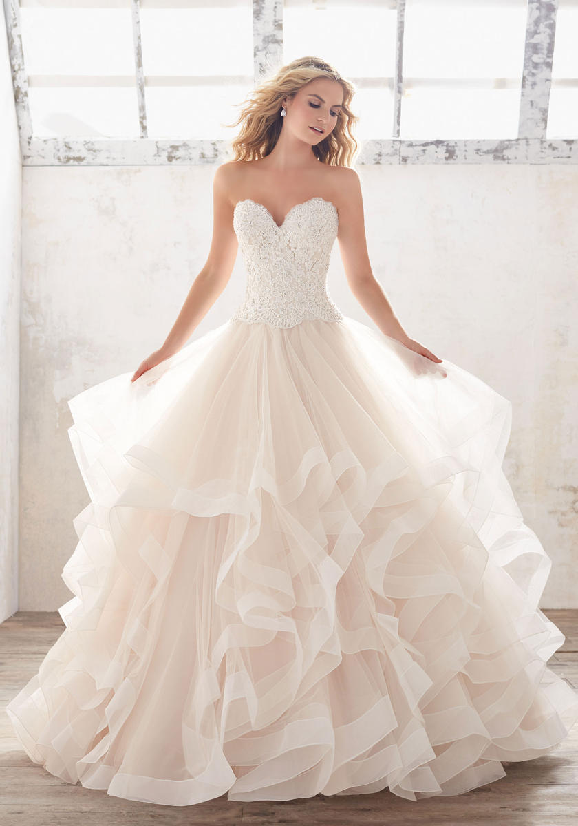 Wedding Dresses by Morilee Morilee Bridal 8116 Usabridal.com by ...