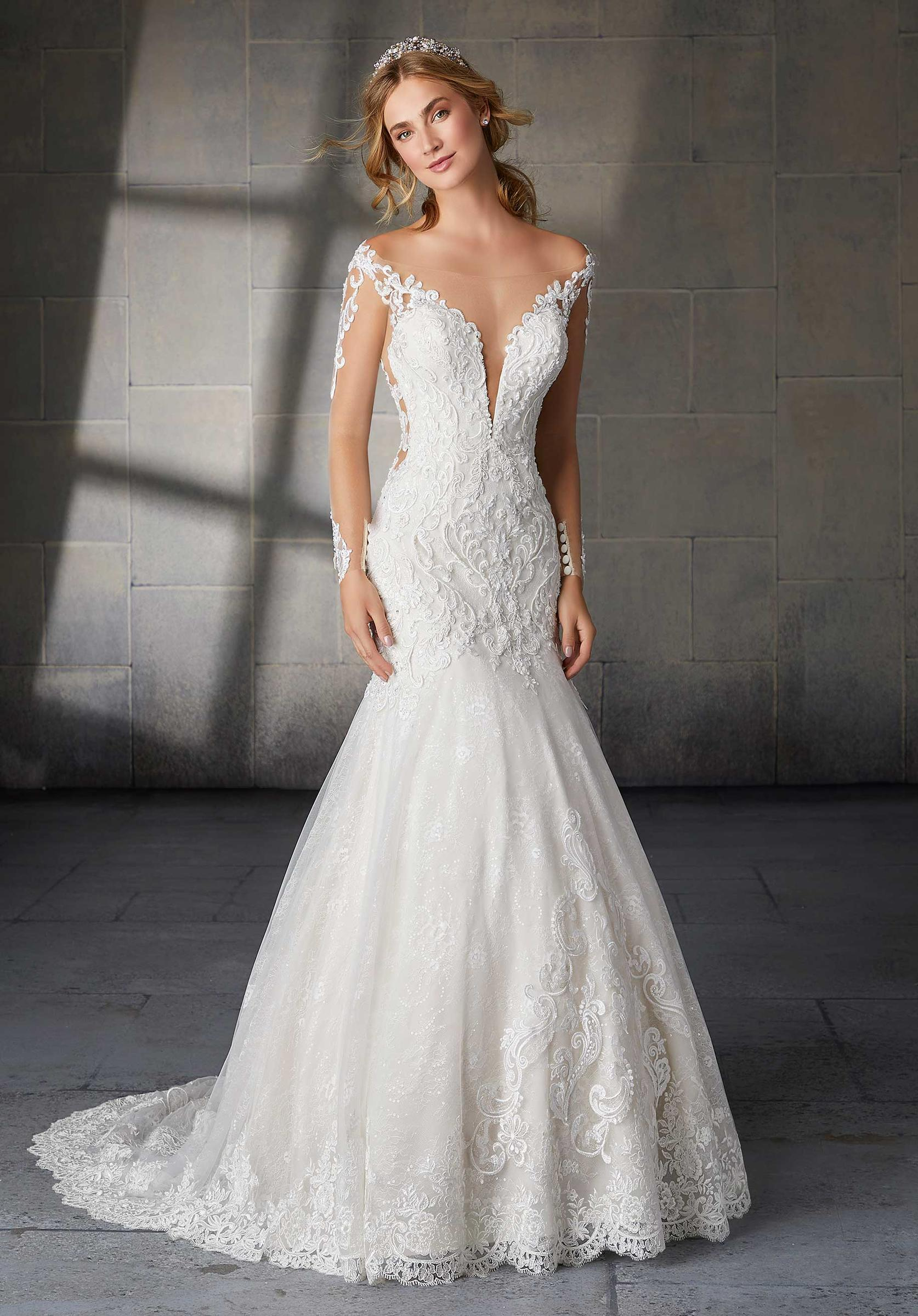 MORILEE WEDDING DRESSES 2141