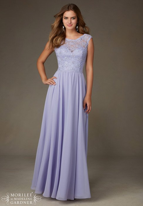 c18a081d78e Bridesmaids dresses by Morilee