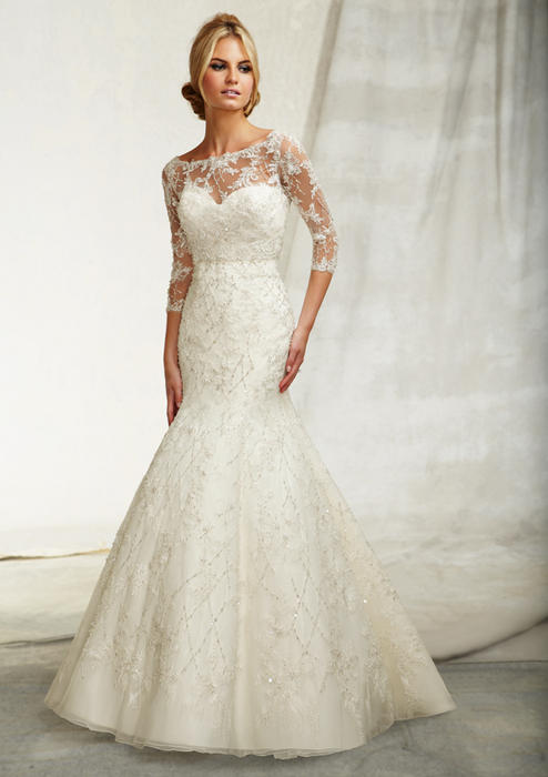 AF Bridal Jacket by Mori Lee