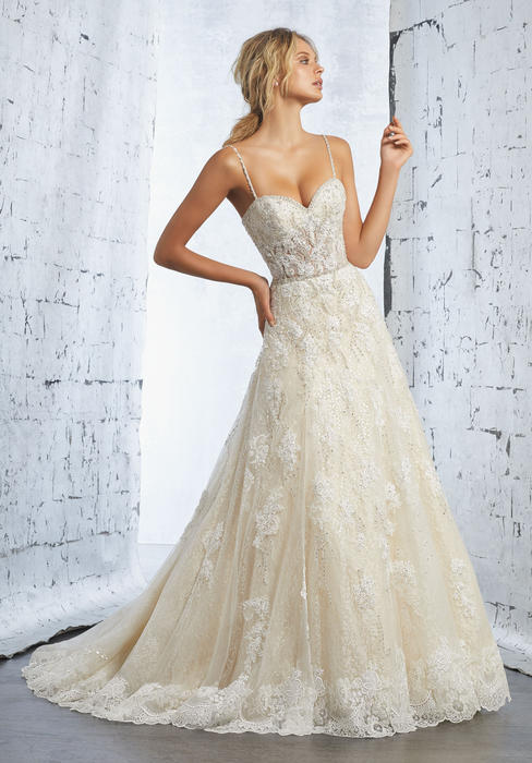 Angelina Faccenda Couture by Mori Lee