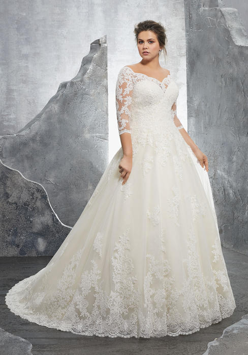Plus Sized Wedding Dresses Fiancee Over 1000 Gowns In Stock Prom