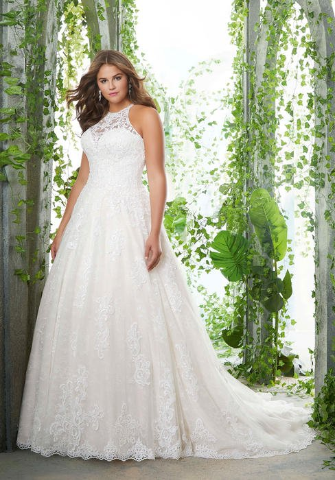 Julietta Plus Size Bridal by Morilee