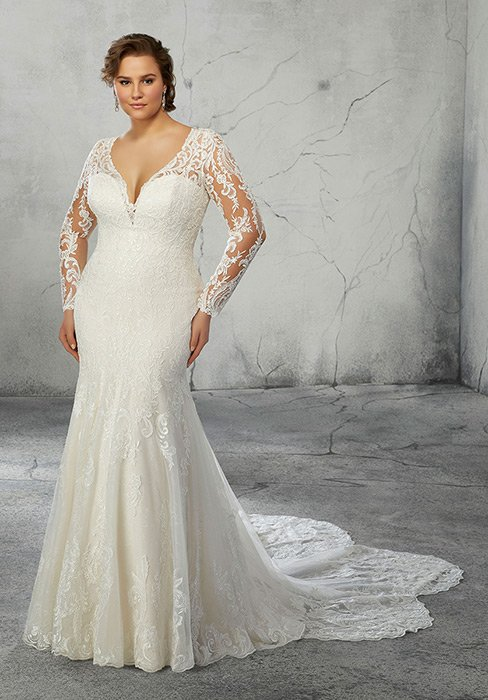 7ef790dc462b Julietta Plus Wedding Gowns by Morilee