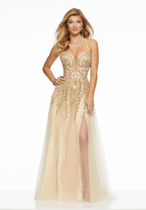 Mori Lee Prom Dress Short