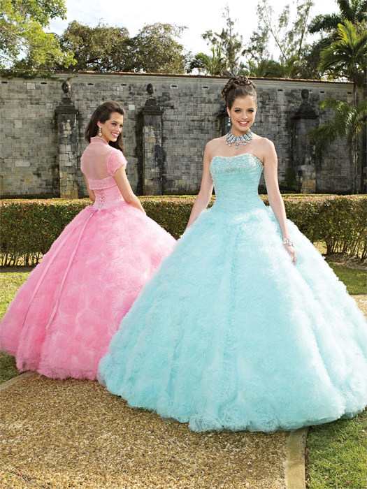 Vizcaya Quinceanera Collection