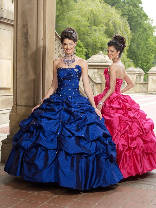 Vizcaya Quinceanera by Mori Lee