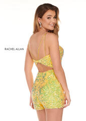 40053 Yellow Iridescent back