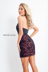 4653 Black/Marsala back