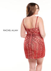 4828 Red/Nude back