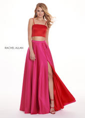 6422 Red/Fuchsia front