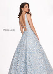 6443 Cinderella Blue back