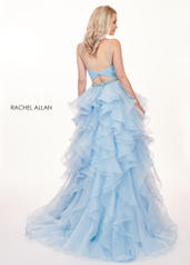 6498 Light  Blue back