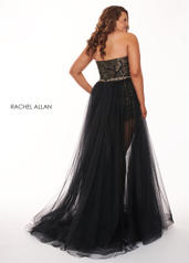 6692 Black Iridescent back