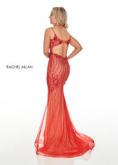 7000 Red/Nude back
