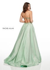 7002 Mint/Nude back