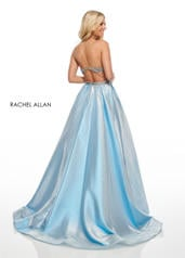 7002 Sky Blue/Nude back