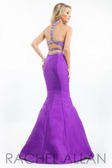 7067 Purple/Silver back