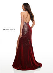 7197 Deep Red back