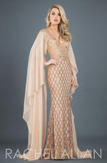8281 Nude/Champagne front