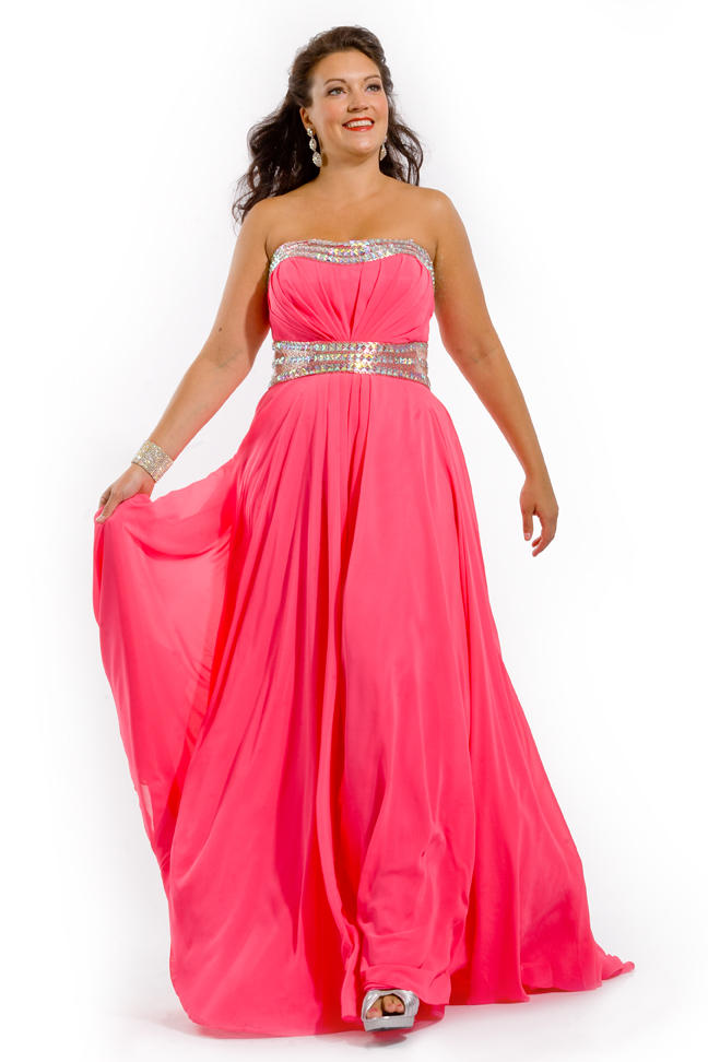 Rachel Allan Plus Size Prom 6240 Kimberlys Prom And Bridal Boutique