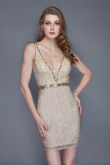 3135 Nude Gold front