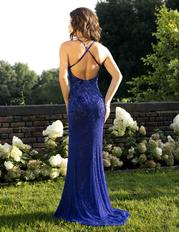 3201 Royal Blue back