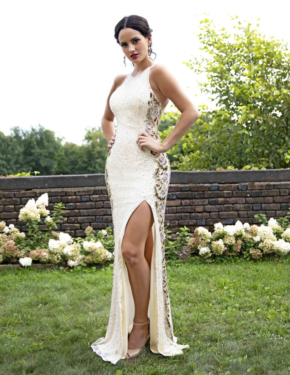 Primavera Couture Long 3217
