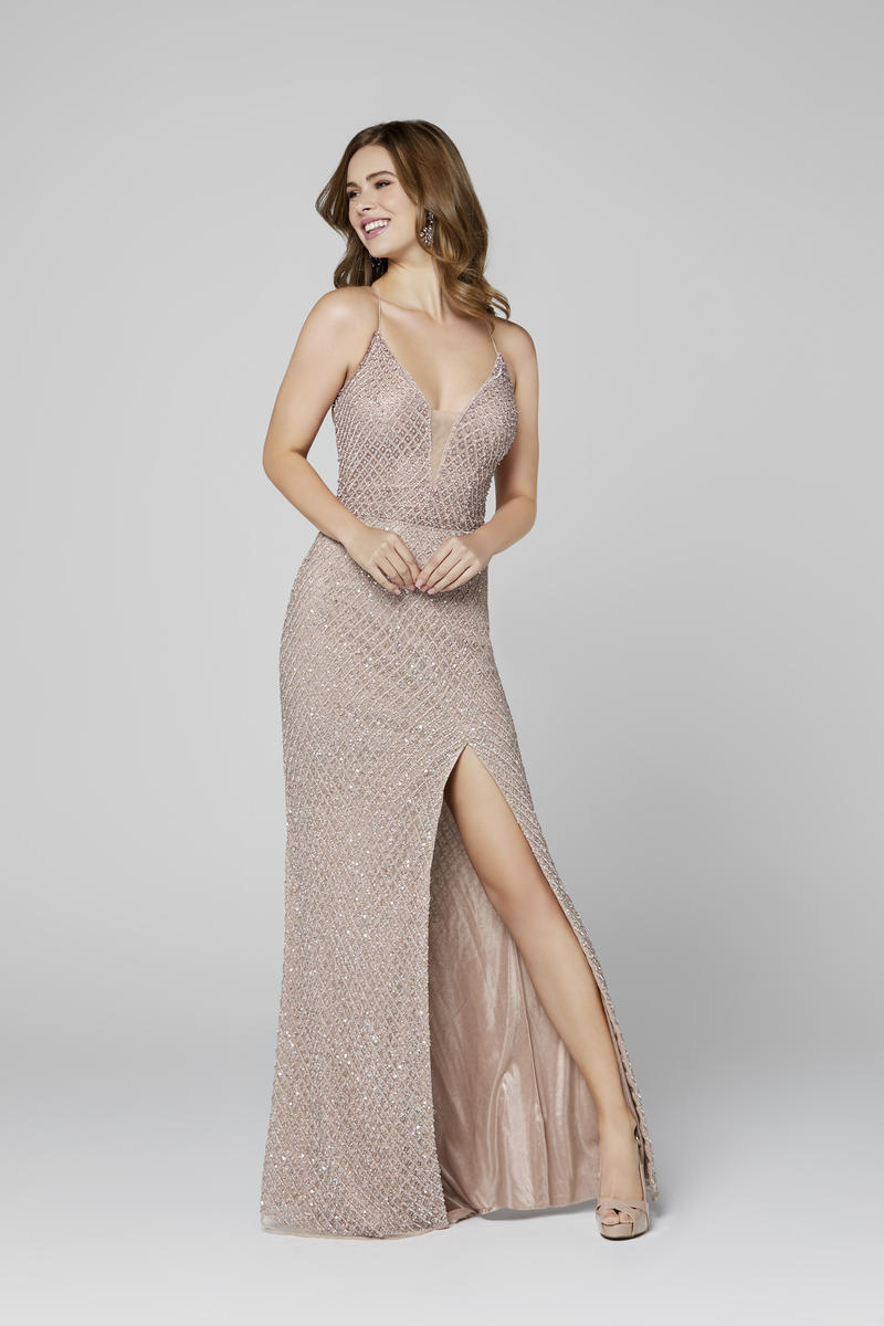 Primavera Couture Long 3235