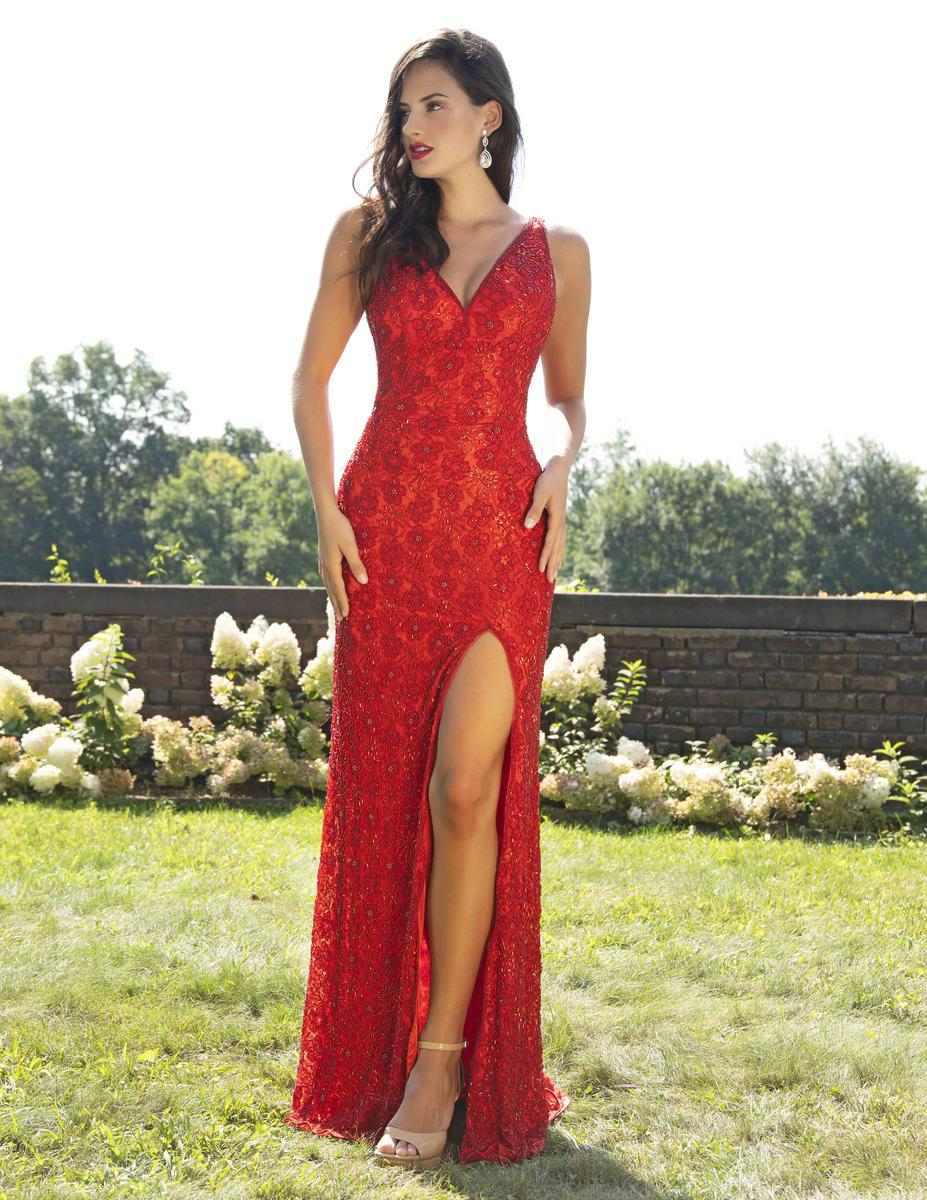 Primavera Couture Long 3248