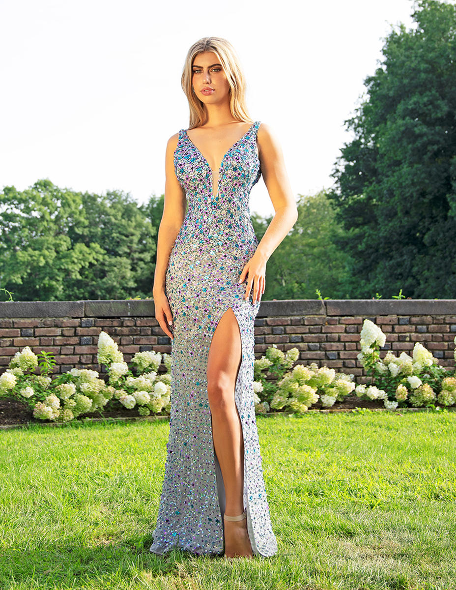 Primavera Couture Long 3256