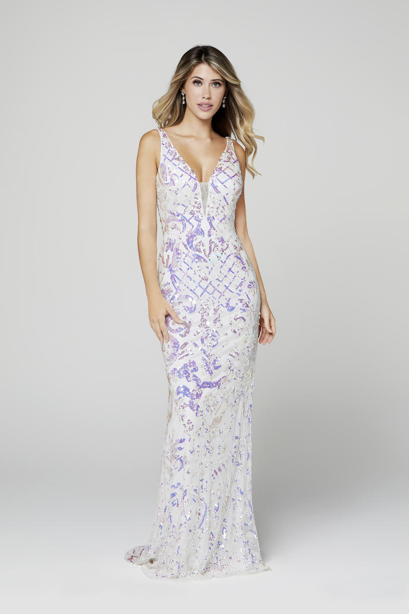 Primavera Couture Long 3445