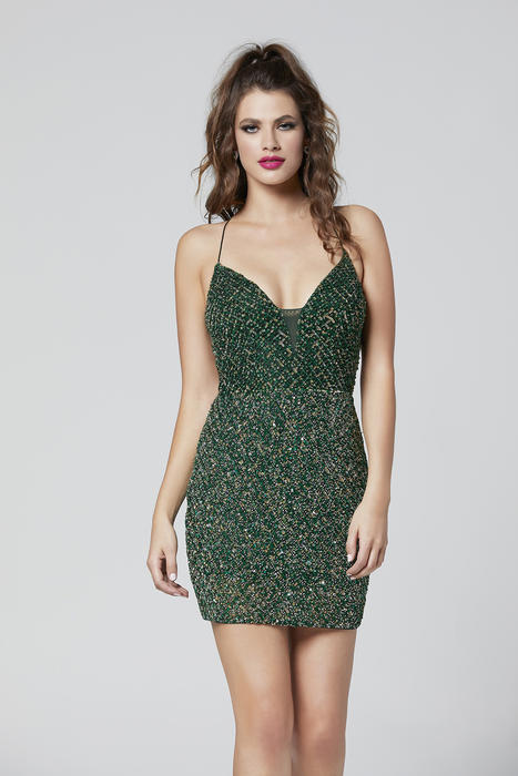 Primavera Couture Homecoming Dress