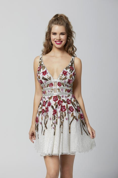 Primavera Couture - Bead Dress