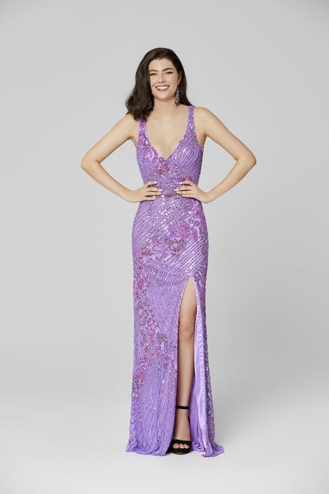 Primavera Couture Prom Dress