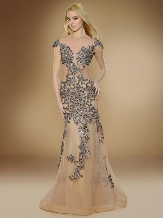 Rina Di Montella Cocos Chateau Gowns Prom Pageant More