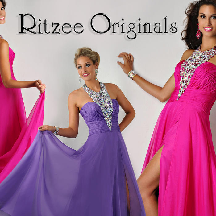 Ritzee Originals Michelle\'s Formal Wear