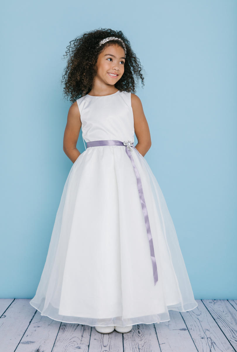Rosebud Fashions Flower Girl 5109