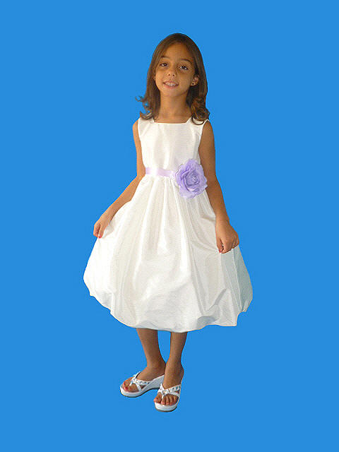 Rosebud Fashions Flower Girl 5116
