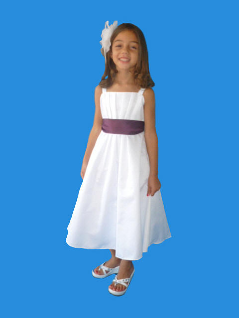 Rosebud Fashions Flower Girl 5119