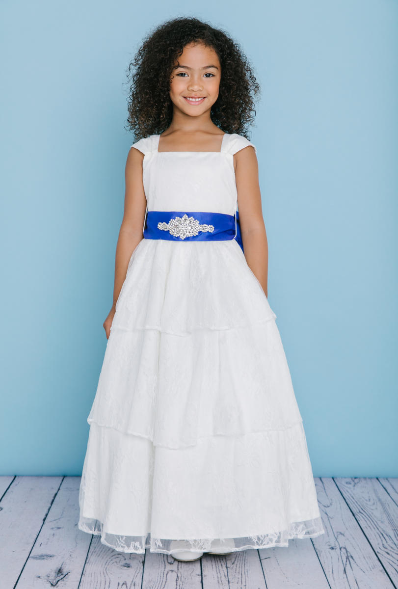Rosebud Fashions Flower Girl 5126