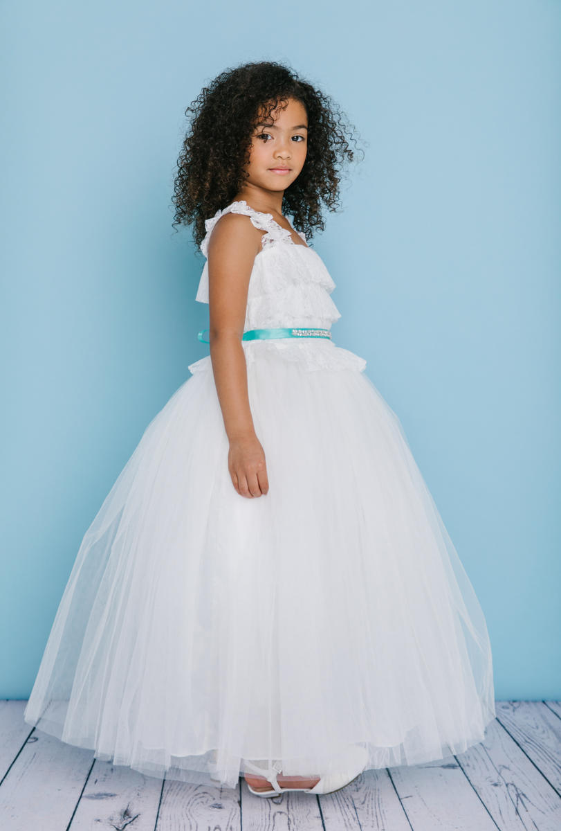 Rosebud Fashions Flower Girl 5127