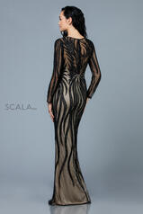 60189 Black/Nude back