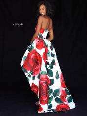 51816 Red Print back