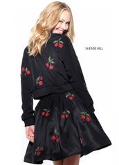 J51175 Black/Red back