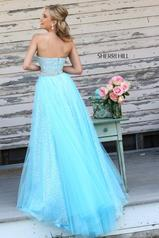 11186 Light Blue/Silver back