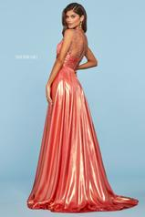 53303 Coral/Gold back