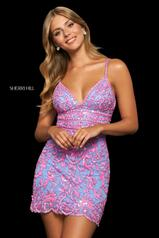53917 Periwinkle/Pink front