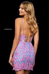 53917 Periwinkle/Pink back