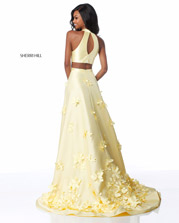 51116 Light Yellow back